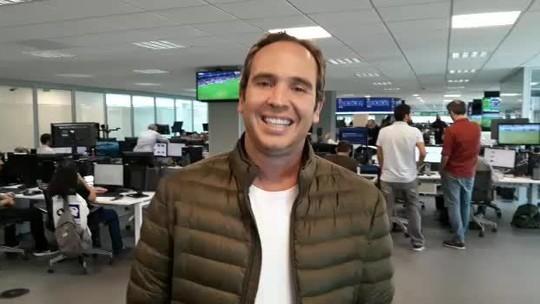 """Caio Ribeiro indica dois atacantes e um lateral para a rodada #33: """"Everton é uma unanimidade"""""""