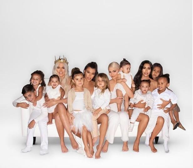 Kardashians (Foto: Instagram)