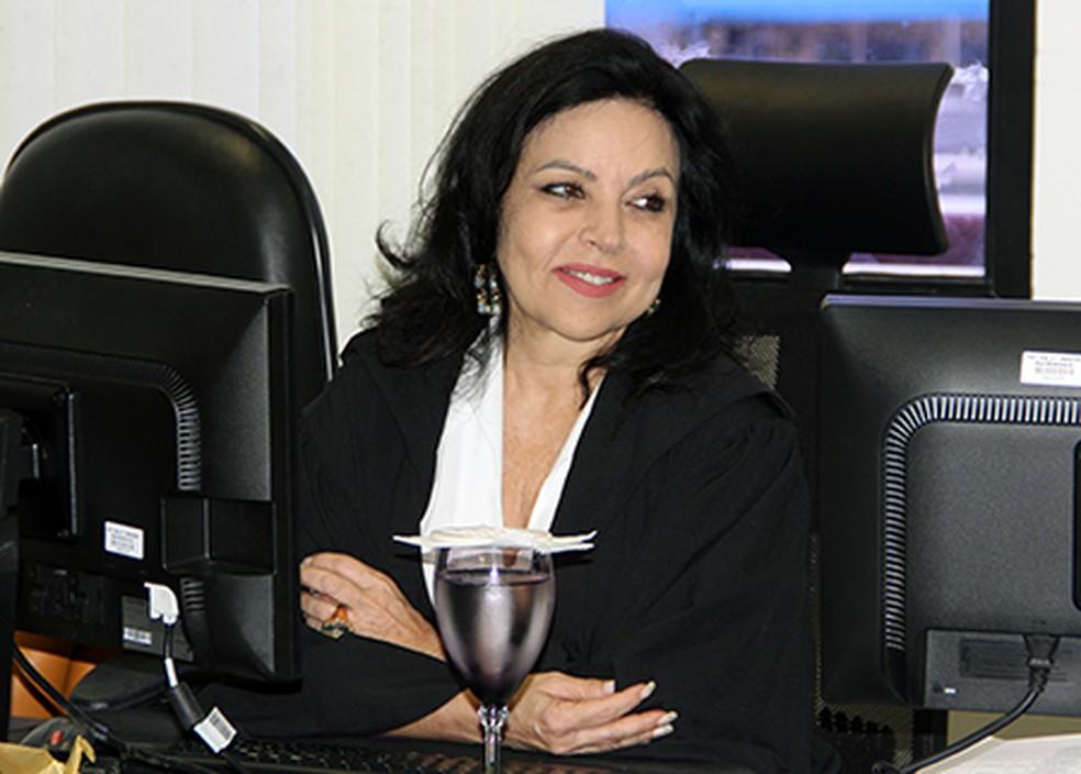 Juíza Lygia Maria de Godoy Batista Cavalcanti, do TRT do Rio Grande do Norte (Foto: TRT/Divulgação)