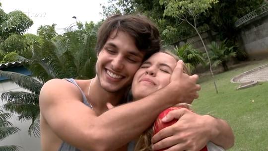 Bruno Guedes e Malu Pizzatto sobre gravidez de Martinha: 'Foi uma surpresa'
