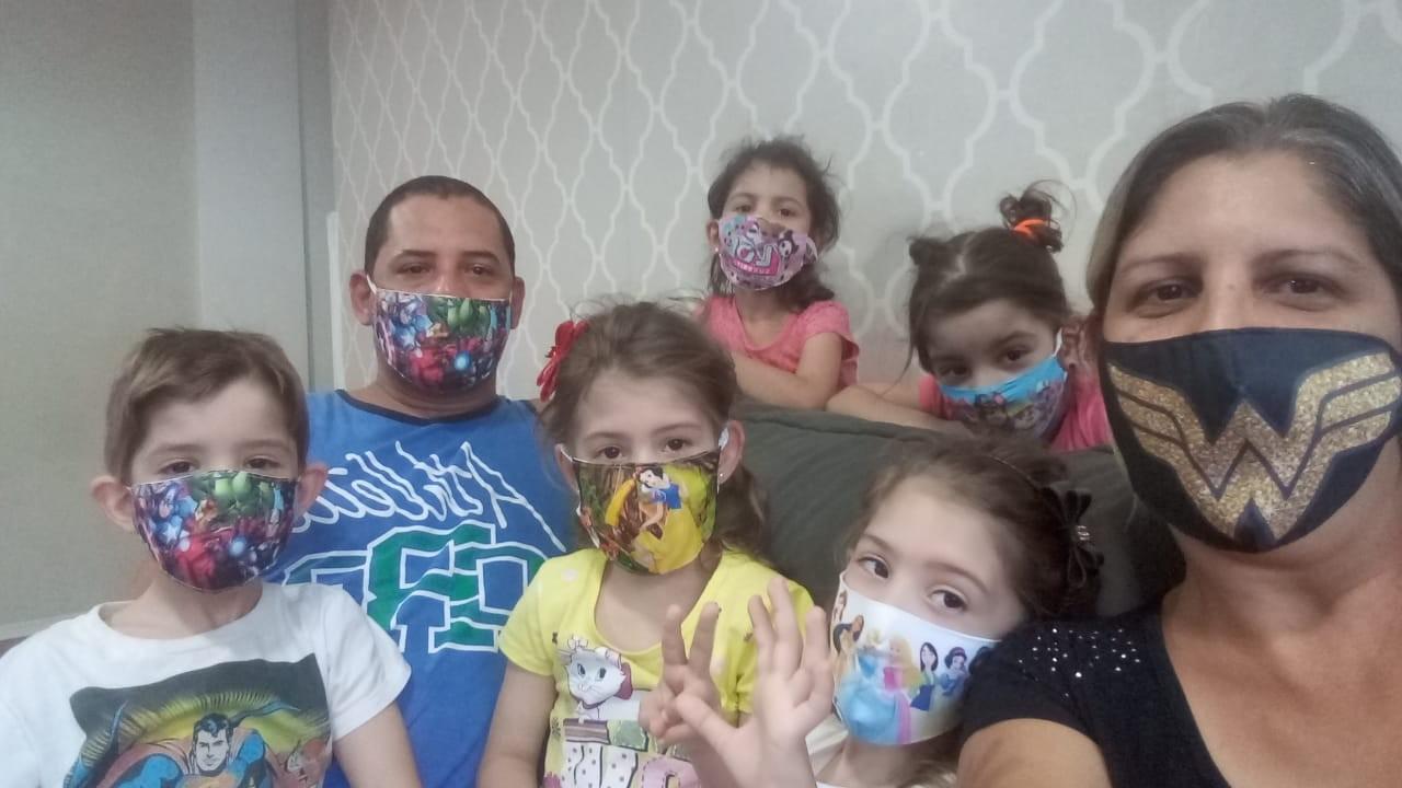 Mãe confinada com quíntuplos há 70 dias em SP diz que vida virou 'loucura'