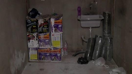 Polícia descobre fábrica clandestina de tintas no Jardim Rodeio, em Mogi