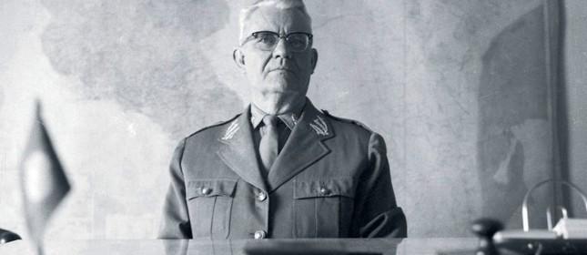 General Ernesto Geisel