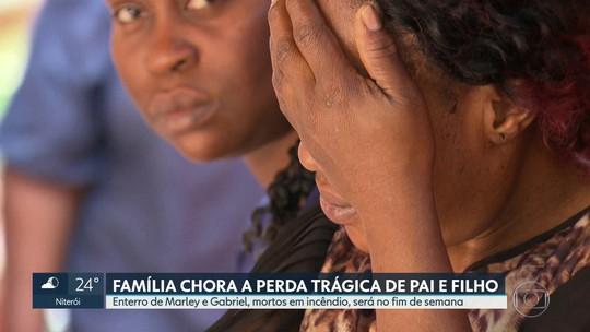 Família chora a perda de Marley e Gabriel no incêndio em Higienópolis