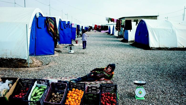 Frutos da guerra-iraque (Foto: Getty Images)