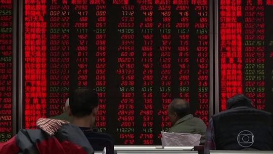 Mercado acionário da China fecha na máxima de 6 semanas após acordo comercial
