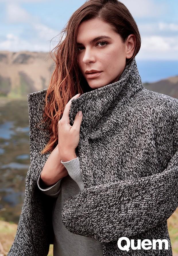 A modelo e apresentadora Mariana Goldfarb em ensaio exclusivo para QUEM (Foto: Tavinho Costa)