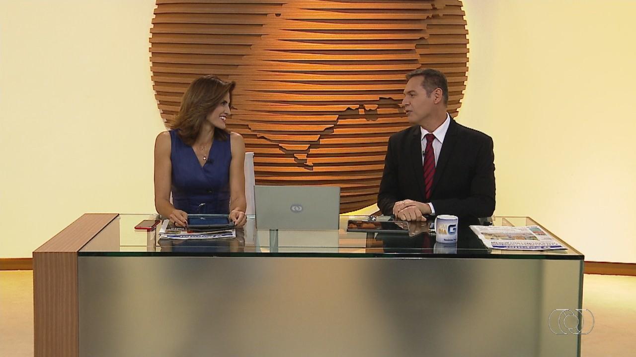 VÍDEOS: Bom Dia Goiás desta segunda-feira, 21 de junho de 2021