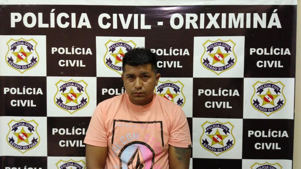 whatsapp image 2019 04 08 at 07.29.14 - Operação policial prende em flagrante homem suspeito de tráfico de drogas em Oriximiná