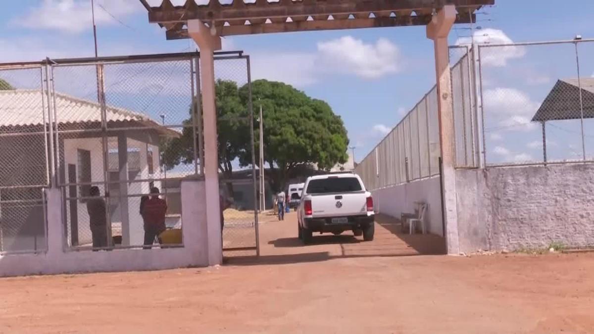 Comissão do Ministério Público visita estrutura de penitenciária e cadeia feminina em RR