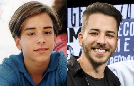 O personagem de Júnior era popular entre os alunos e responsável pela rádio do colégio Globo / Ramón Vasconcelos