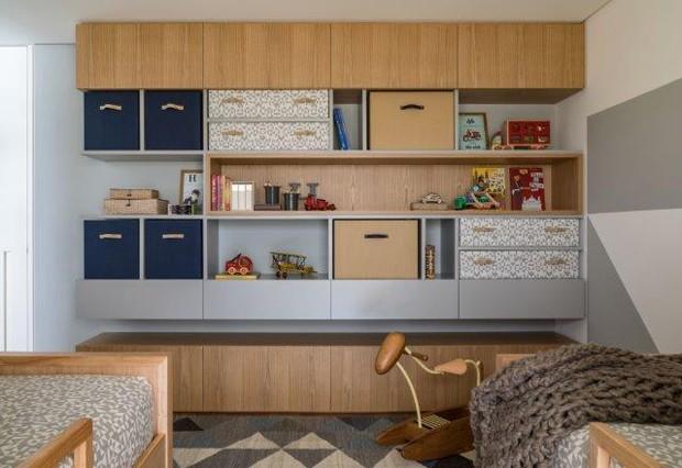 Decoração de quarto de irmãos: 40 ideias para se inspirar (Foto: Divulgação)