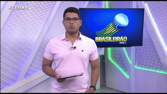 Veja a íntegra do Globo Esporte PA desta segunda-feira - 19/08/2019