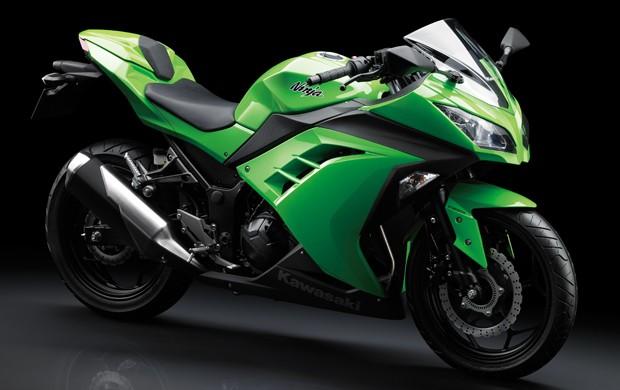 Kawasaki Ninja 300 (Foto: Divulgação)