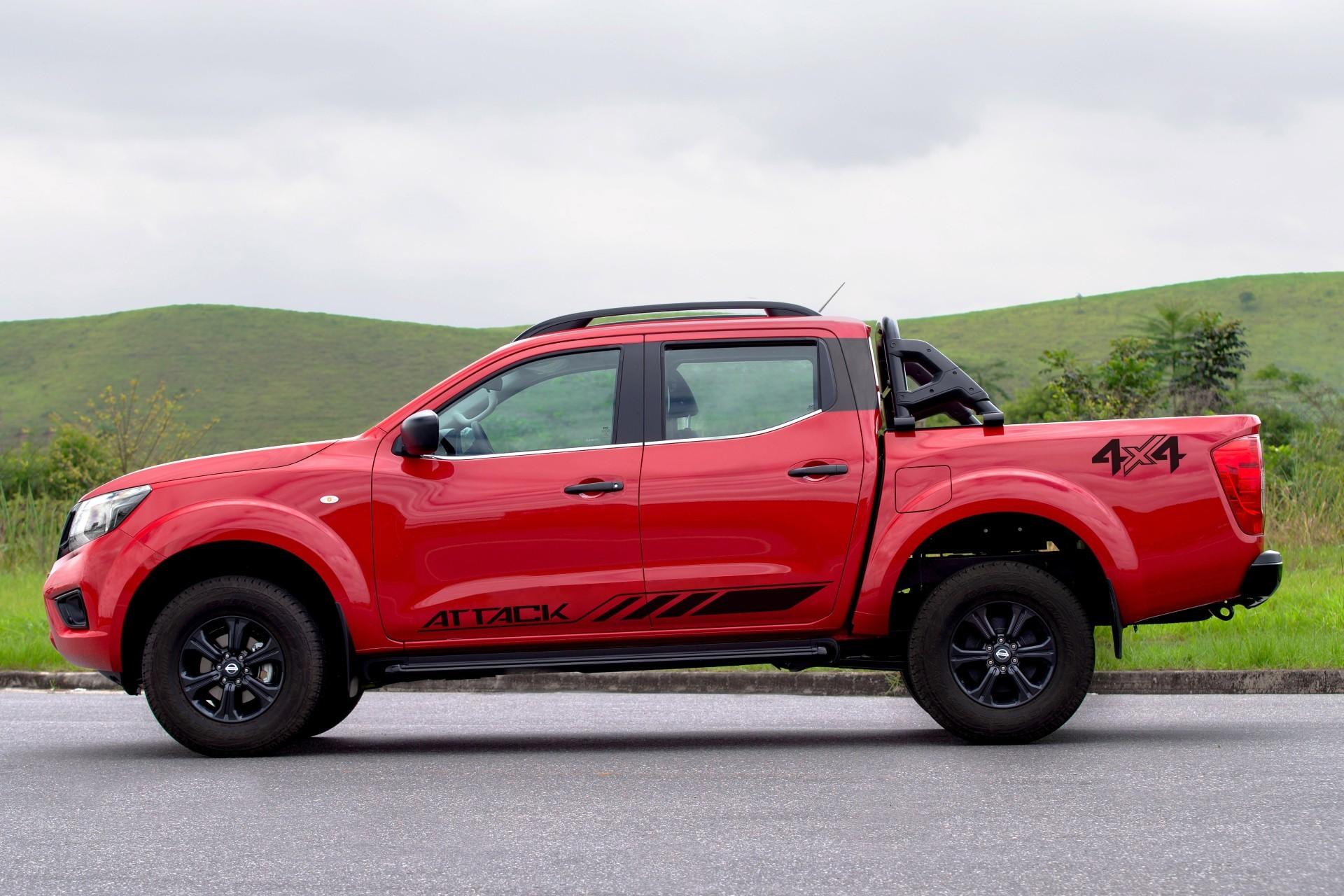 Nissan Frontier: Conheça a picape que mais cresce em vendas na categoria