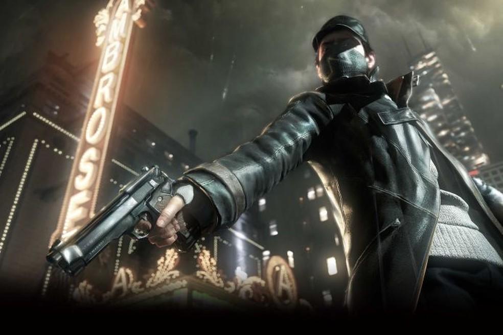 O protagonista Aiden Pearce é um ex-criminoso hacker em Watch Dogs (Foto: Divulgação/Ubisoft)