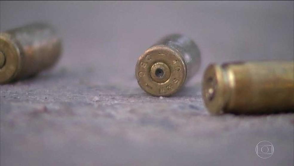 Violência (Foto: Reprodução / TV Globo)