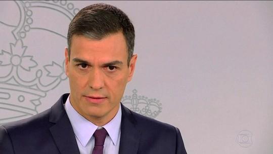 Primeiro-ministro da Espanha convoca eleições antecipadas
