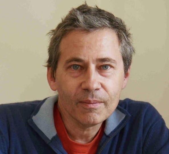 """O jornalista americano Alexander Stille, autor do livro """"Morte a Vossa Excelência"""", com prefácio de Sergio Moro"""