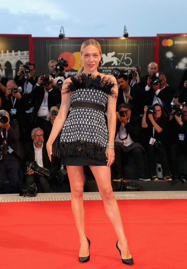 Chloë Sevigny no Festival de Cinema de Veneza (Foto: Getty Images)