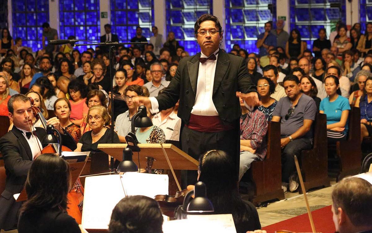 Orquestra Sinfônia e Quarteto de Cordas levam Beethoven ao Cine Brasília nesta terça