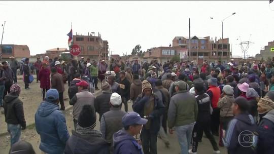 Presidente interina promulga lei para eleições gerais na Bolívia