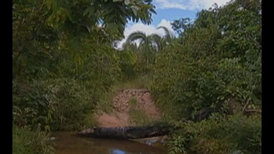 Fortes chuvas prejudicam o escoamento da produção rural de Santa Maria, no nordeste do Pará