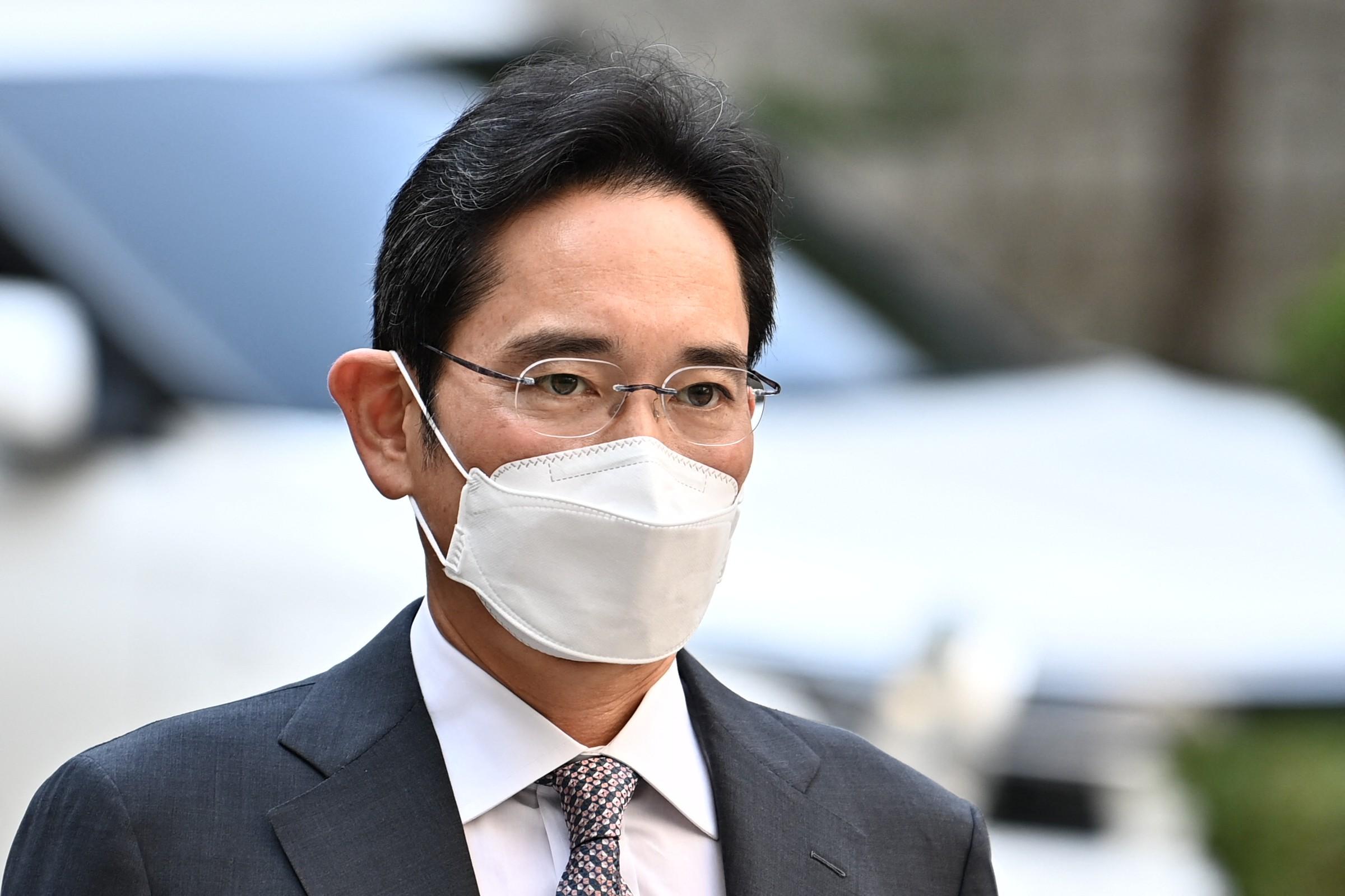 Herdeiro da Samsung é condenado por consumo ilegal de anestésico