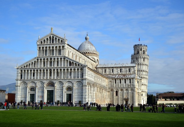 Universidade de Pisa, na Itália (Foto: Wikimedia Commons/Wikipedia)