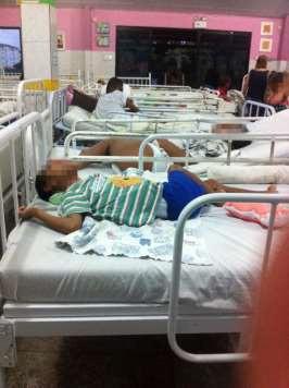 Relatório da Human Rights Watch considera degradante tratamento a deficientes em instituições do Brasil