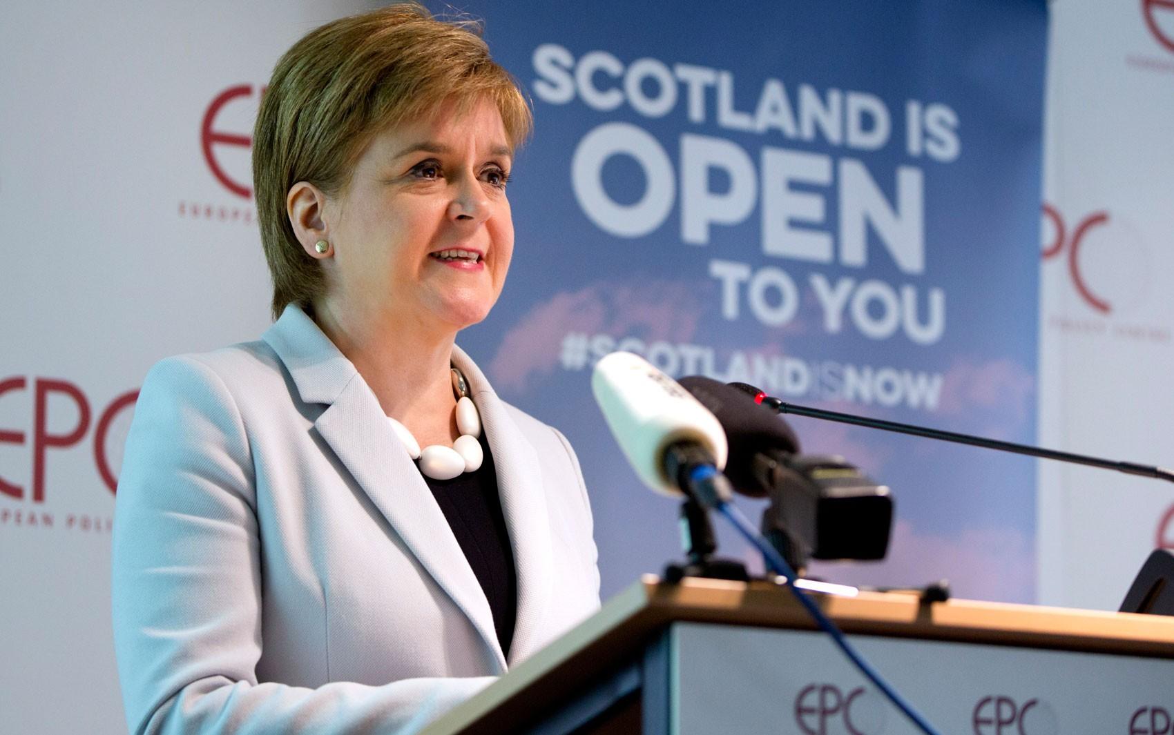 Escócia pedirá novo referendo de independência após eleições de 2021
