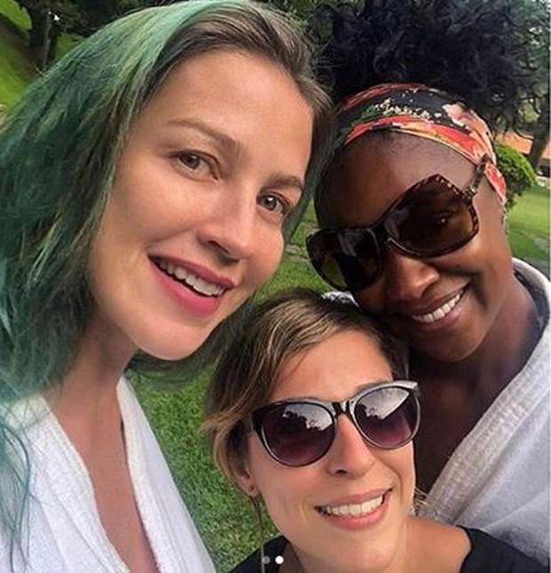 Luana Piovani, Júlia Rabello e Cris Vianna (Foto: Reprodução/Instagram)