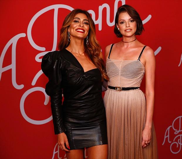 Juliana Paes e Agatha Moreira (Foto: Roberto Filho / Brazil News)