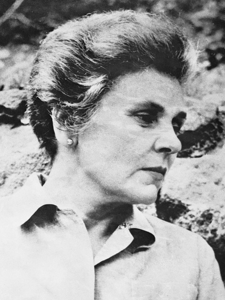A autora americana Elizabeth Bishop (Foto: Getty)