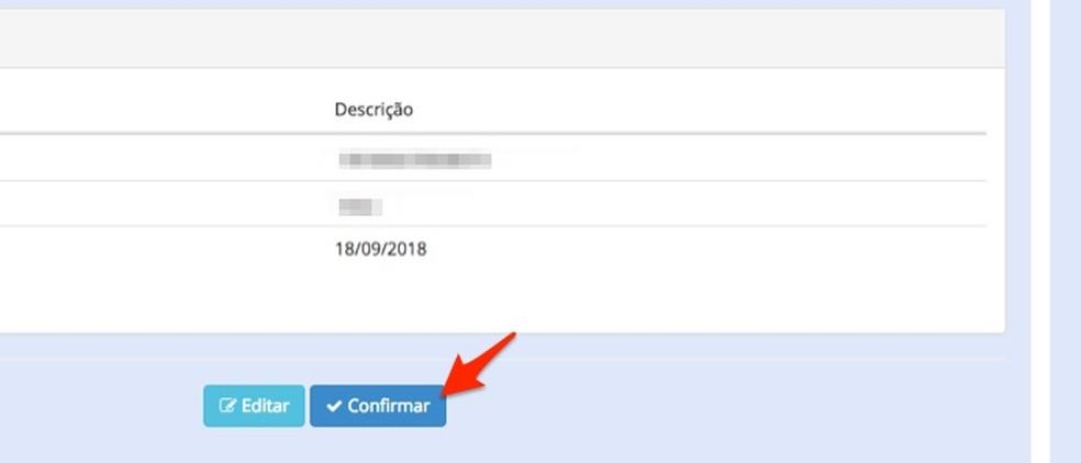 Ação para finalizar uma reclamação de produto da Black Friday no site Consumidor.gov.br — Foto: Reprodução/Marvin Costa