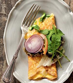 Omelete mista (Foto:  )