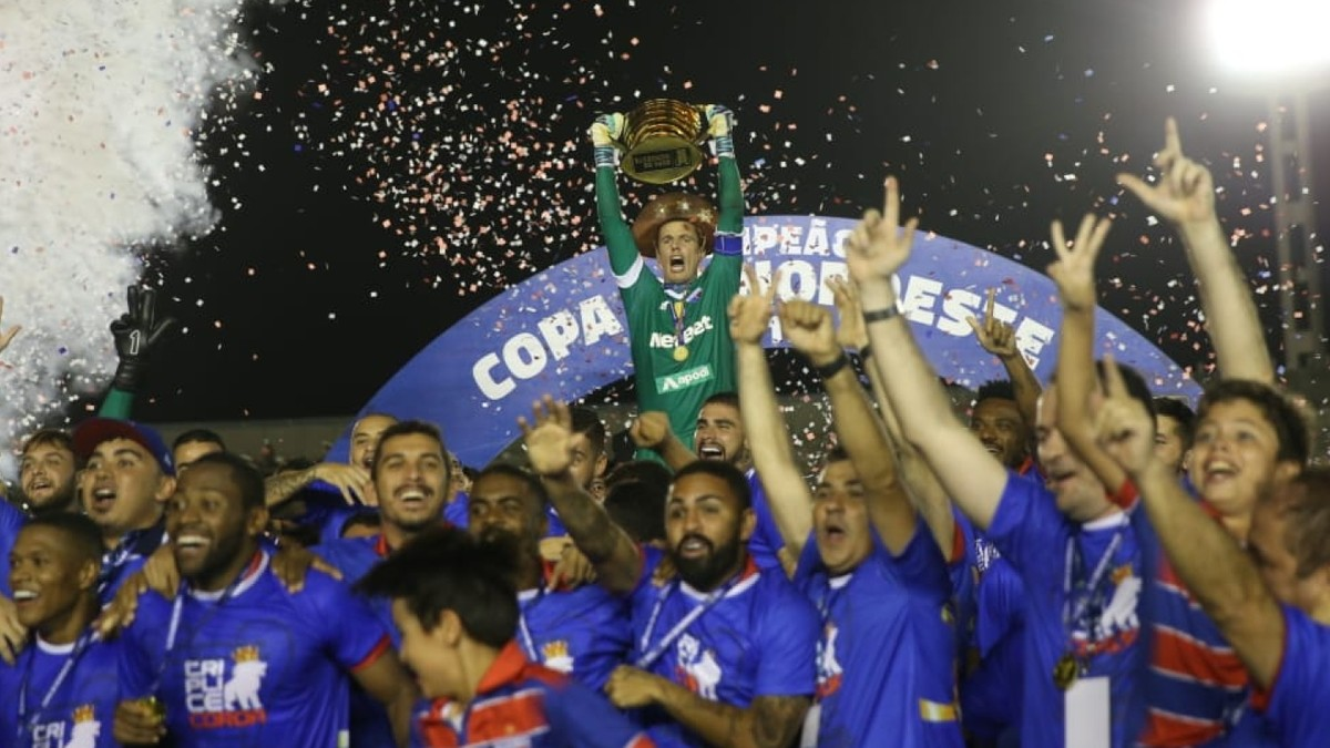 """Resultado de imagem para copa do nordeste 2019 boeck"""""""