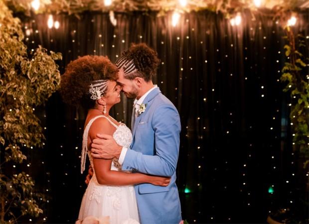 Jeniffer Nascimento e Jean Amorim (Foto: Flor Azul Fotografia)