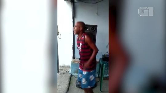 'Parou um carro e atirou em uma porção de pai de família', diz vítima de chacina em bar de São Gonçalo