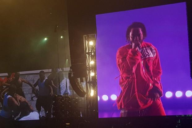 Kendrick Lamar  (Foto: QUEM)