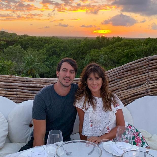 Paula Fernandes e o namorado, Gustavo Lyra (Foto: Reprodução / Instagram)