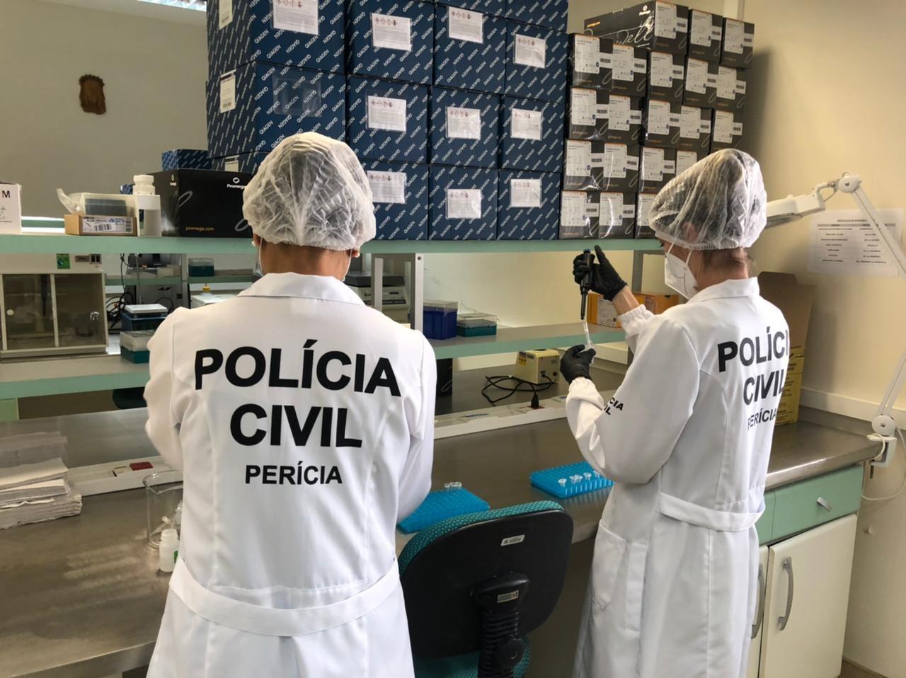 Polícia faz agendamento de coleta de material genético de famílias de pessoas desaparecidas no ES