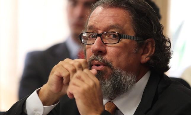 O advogado Antônio Carlos de Almeida Castro, o Kakay