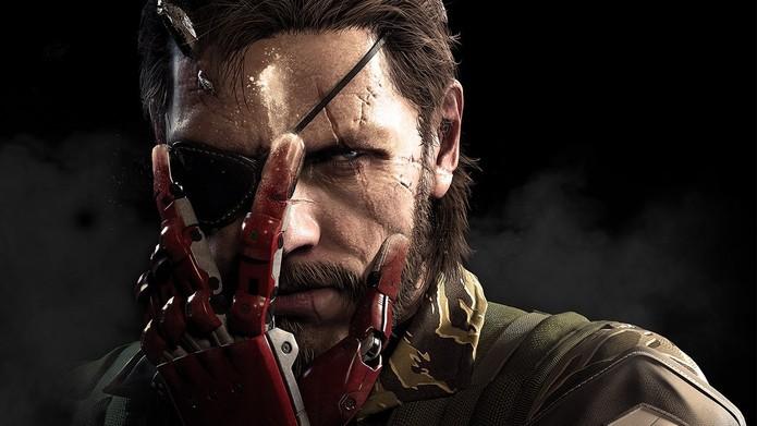 Metal Gear Solid 5 The Phantom Pain em promoção na PSN (Foto: Divulgação/Konami)