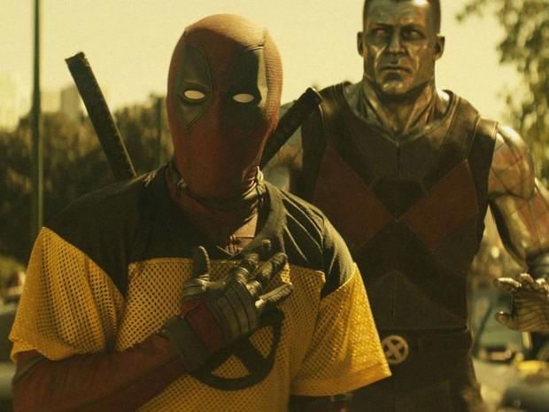 Deadpool 2 (Foto: Reprodução/YouTube)