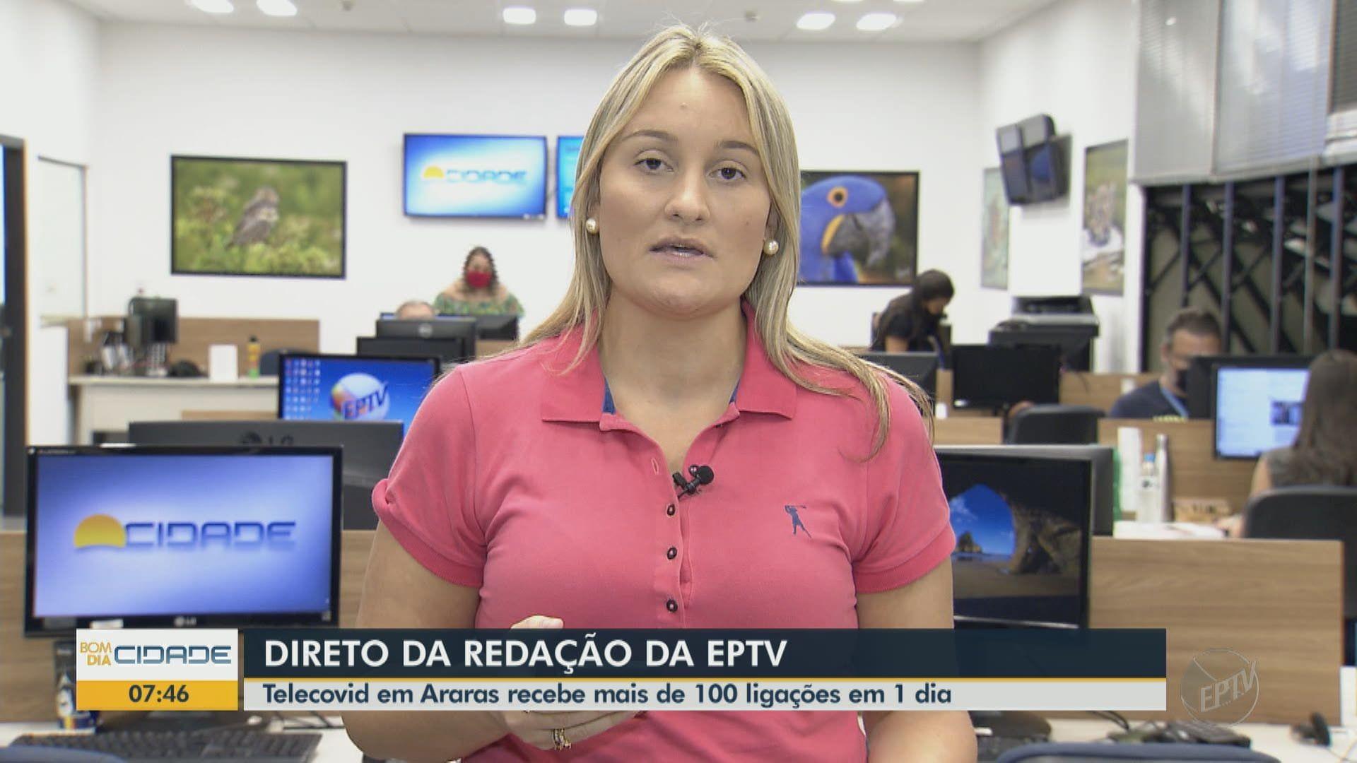 VÍDEOS: Reveja as reportagens do Bom Dia Cidade desta terça-feira, 19 de janeiro de 2021
