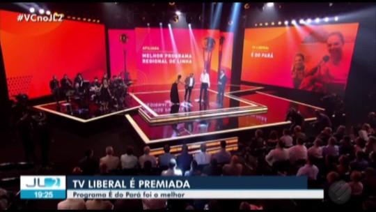 'É do Pará' vence prêmio de melhor programa regional da Rede Globo