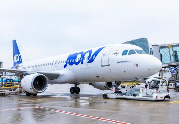 """Joon, """"irmã mais nova"""" da Air France, tem os millennials como público alvo (Foto: Divulgação / AirFrance)"""