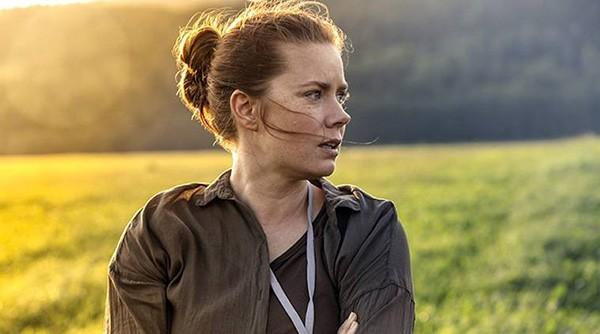 Amy Adams em 'A Chegada' (Foto: Divulgação)