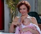Julia Lemmertz como Esther em cena de 'Fina estampa' | Reprodução